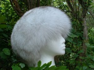 Fox Bubble Hat 8148 - BL