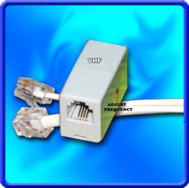 PHONE V8 - THE SMALLEST SURVEILLANCE PHONE TRANSMITTER BUG