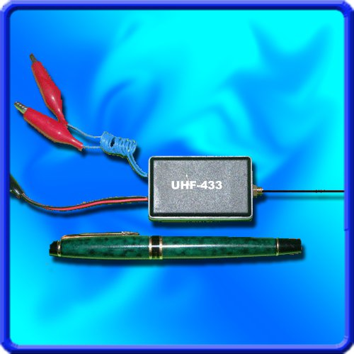 SURVEILLANCE TX-1600 PARALLEL PHONE BUG TRANSMITTER
