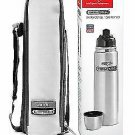Milton Thermosteel Flask with Flip Lid for school / picnic - 1000 ml
