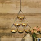 Gold Tea Light Candle Holder  deliver with in 7 days