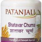 2X Patanjali Shatavar Churna Shatavari Asparagus Racemosus Powder(Each100g) ||FS