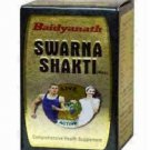 Pack of 5 BaidyaNath Ayurveda Swarn Shakti ( 20 capsules)    Fast Shipping