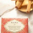 Kama Ayurveda Sustainable Red Sandalwood Ayurvedic Soap 125g
