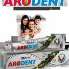 6 Arodent Herbal Gum & Dental Tooth Paste  For Sensitive Teeth & Pain   200 gm