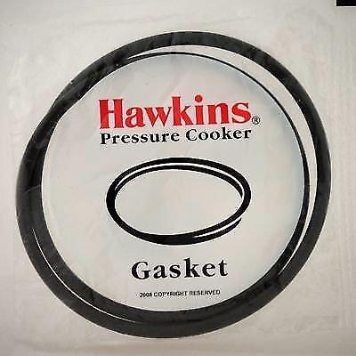 5 � Hawkins Pressure Cooker B10-09 GASKET for 3.5 to8-Litre Pressure Coker