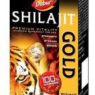 Dabur Ayurvedic Shilajit Gold Capsules - 20 Pieces (With Kesar)