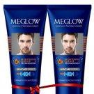 Meglow Fairness Skin Cream for Men (Combo pack)  (60 g)