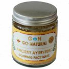 Go Natural GN Ancient Ayurvedic Skin Glowing Face Pack (50 g) Free Shipping