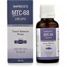 Hapdco MTC-68 Drops, Homeopathic medicine,30ml, free shipping