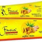 Freia Ayurvedic Haldi Chandan Skin Fairness Cream  (20 g)