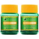 Dr. Vaidya's Dermaherb From Acne, Itching 30 Pills Pack of 2