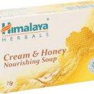 Himalaya Herbals Cream And Honey Nourishing Soap ( 75 Gm )