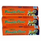 PHARM PRODUCTS PIMPLE CURE HERBAL CREAM ANTI ACNE & PIMPLES CREAM Moisturizer 60 gm Pack of 3