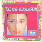 Yoko Ance-Melasma Whitening SKIN Cream CQ10, Herbal Extract  (4 g)