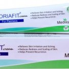 MEDISYNTH SORIAFIT SKIN CREAM FOR PSORIASIS(PACK OF 2)  (40 g)