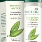 BIOTIQUE morning nectar skin moisturizer  (120 ml)