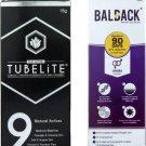 TUBELiTE Combo For Skin&Hair Solution(Skin LighteningCream 15g & Hair Growth   (2 Items in the set)