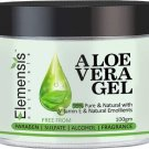 Elemensis Beauty Gel for Face Glow, Hair Growth Skin Moisturizer(100gm, Pack Of 2)