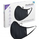 MODICARE PREMIUM LIMITED EDITION MASK-BLACK(M) PACK OF 2