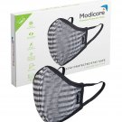 MODICARE PREMIUM LIMITED EDITION MASK-LIGHT GREY(M) PACK OF 2