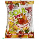 SOUL POPS FREAKY FRUITY LOLLIPOPS