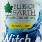 Bliss of Earth Alcohol Free Witch Hazel Astringent Natural Men & Women  (100 g)