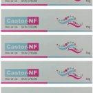 CASTOR NF Skin Cream (Pack of 5*15G)  (75 g)
