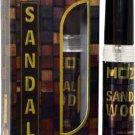 Mozo Sandalwood Pocket Perfume Eau de Parfum - 25 ml  (For Men & Women)