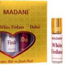 Madani Tohfa 3 In 1 Attar Combo (3Pcs of 6ml) Floral Attar  (Floral) 18 ML