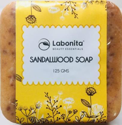 labonita Sandalwood Soap  (125 g)