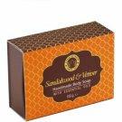 Song of India Sandalwood Luxurious Veda Handmade Glycerin Soap  (100 g)
