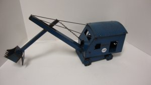 Structo Toys Crane Toy (Blue)