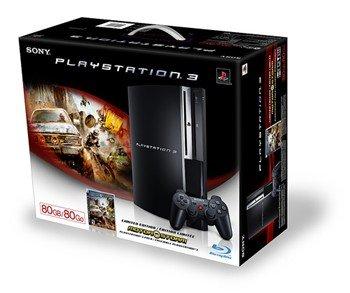 Sony PlayStation 80 GB Motorstorm Pack