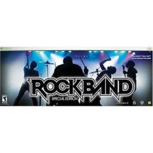 Rock Band Bundle X360