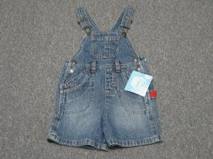 NEW Toddler Boy LEE JEANS Denim Overalls ~ 3T ~ FREE SHIPPING