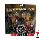 Adrenaline Series 20 - William Regal & Paul Burchill Action Figures