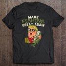 Tadostore Make Fishing Great Again Trump Funny Fisherman Angler Gift Tee Shirt