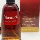 Christian Dior Fahrenheit EDT 100ml Mens Brand New