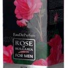 Men's perfume ROSE OIL Rose of Bulgaria 60 ml NEW