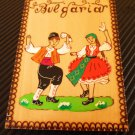 Decorative small board for decoration of handmade wood Gift