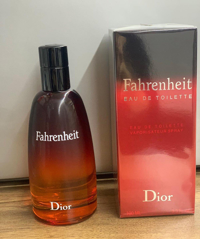 Christian Dior Fahrenheit EDT 100ml Men Brand New