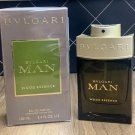 Bvlgari Man Wood Essence EDP 100ml Men Brand New