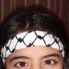 Palestine Head Adjustable Bandana shemag shmagh design