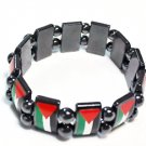 Fancy Unisex Palestine bracelet Chrome Flag