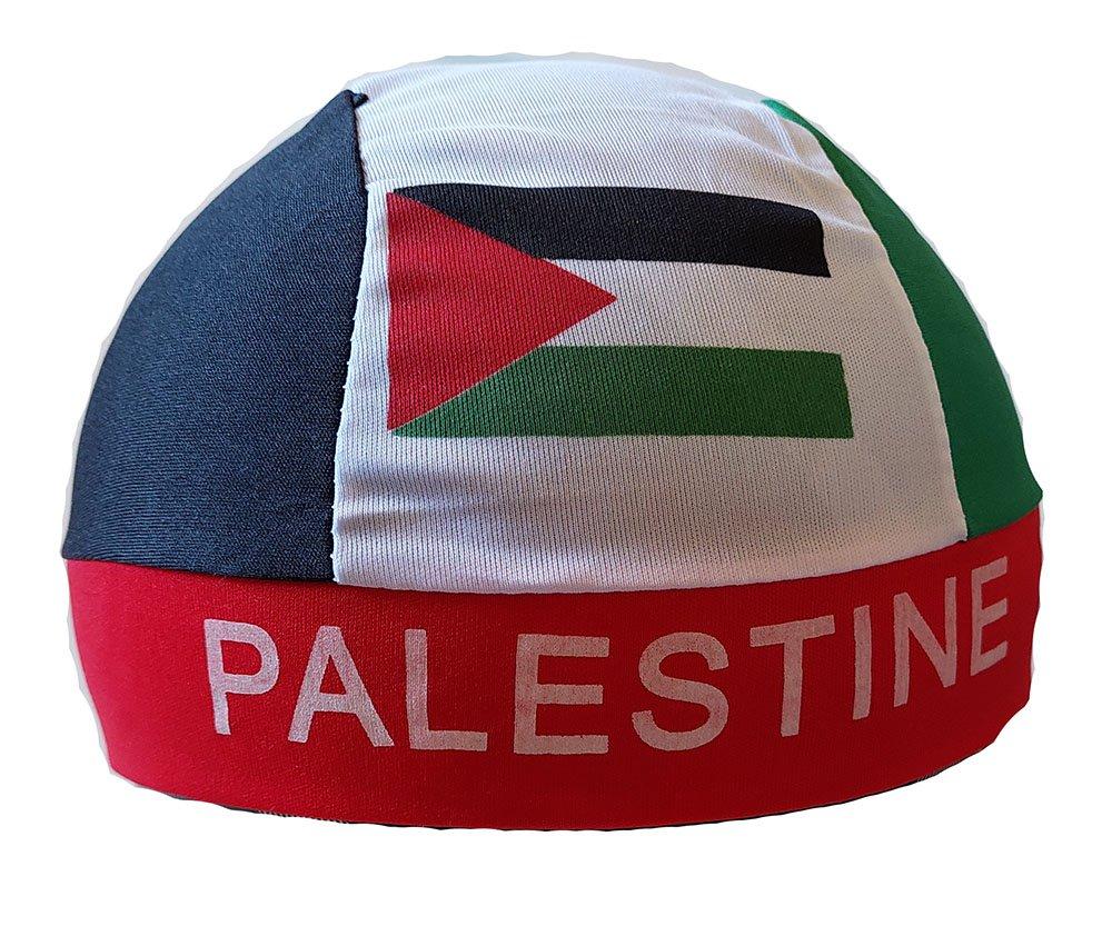 Palestine Head Adjustable Bandana Palestine Flag design