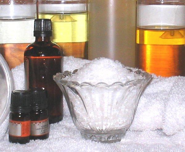 Bubble Dead Sea Bath Salts