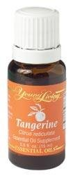 Young Living Essential Oil Tangerine 15 Ml Free Shipping