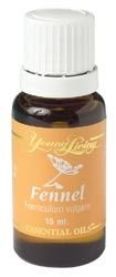 Young Living Essential Oils Fennel 15 Ml Free Shipping