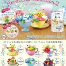 Pokemon Floral Cup Collection 2 Full Completed 6 piece Set Re-Ment w/Tracking #